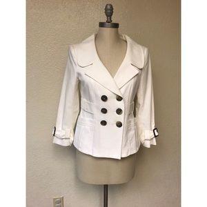 Nanette Lepore White Jacket